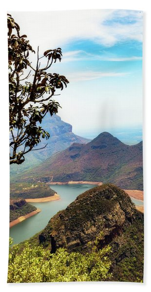 Blyde River Canyon - South Africa Beach Towel