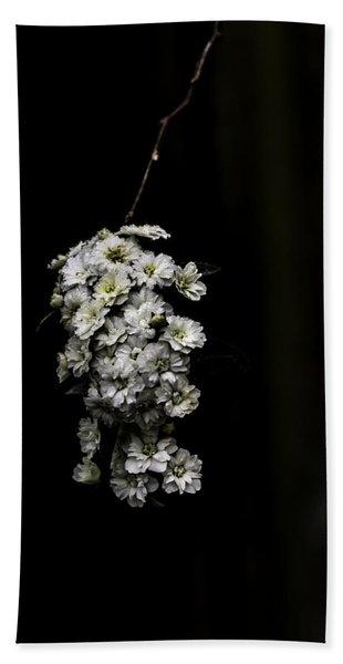 Bouquet Of White Beach Towel