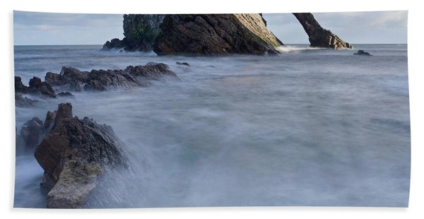 Bow Fiddle Rock Beach Towel
