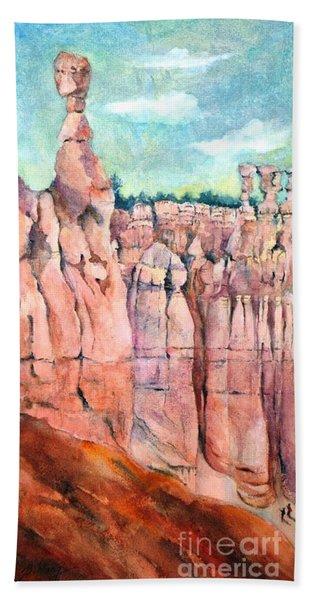 Bryce Canyon #1  Beach Towel