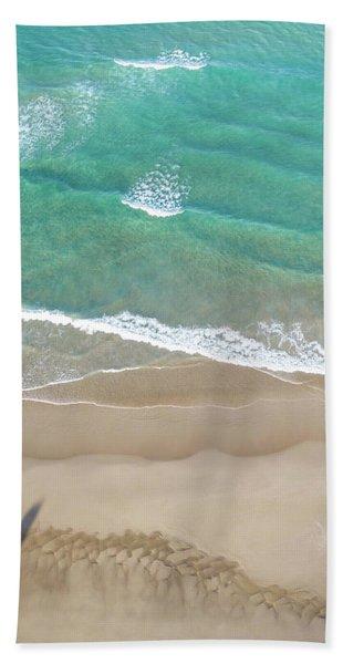 Byron Beach Life Beach Towel