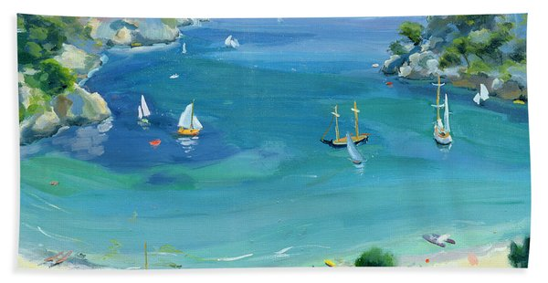 Cala Galdana - Minorca Beach Towel