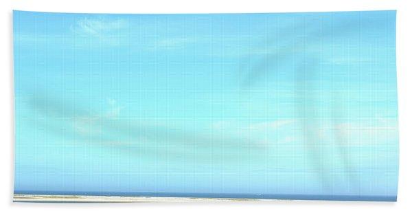 Cape Cod Big Sky Beach Towel
