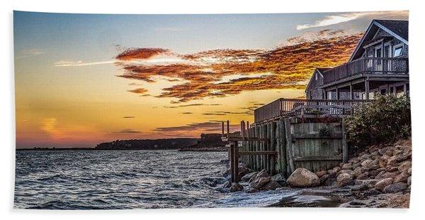 Cape Cod September Beach Towel
