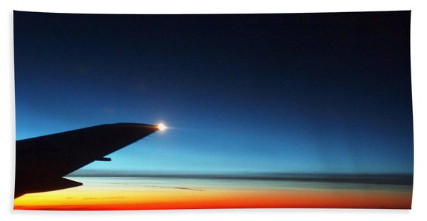 Carolina Sunrise Beach Towel