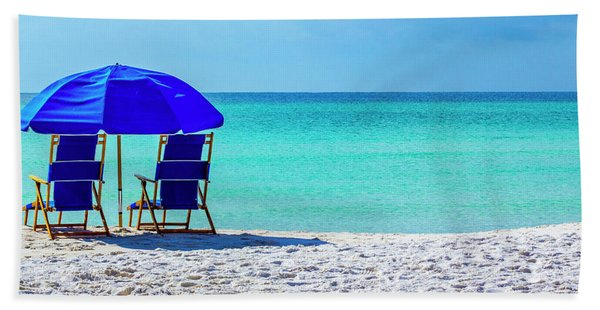 Beach Chair Pair Beach Towel