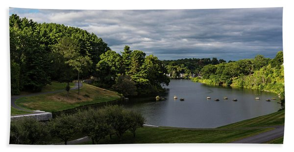 Clinton Dam Beach Towel