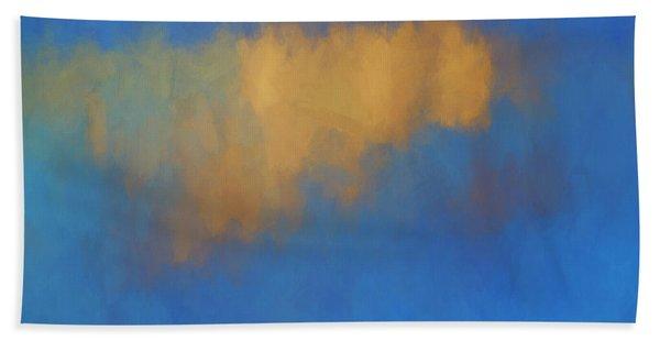 Color Abstraction Lvi Beach Towel