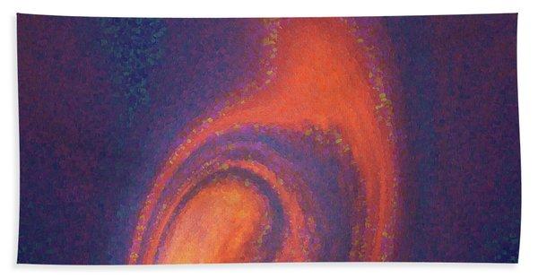 Color Abstraction Xlii Beach Towel