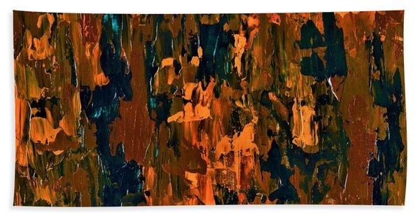 Copper Patina  Beach Sheet
