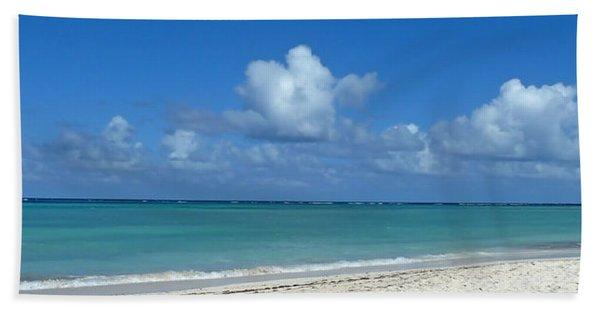 Cuba Beach Beach Towel