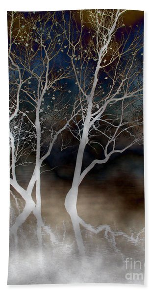 Dancing Tree Altered Beach Towel