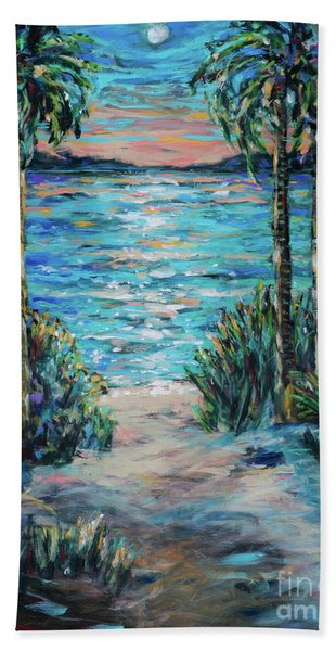Day To Night Beach Towel