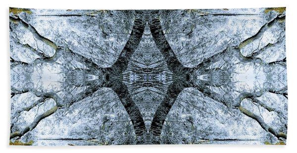 Deciduous Dimensions Beach Towel