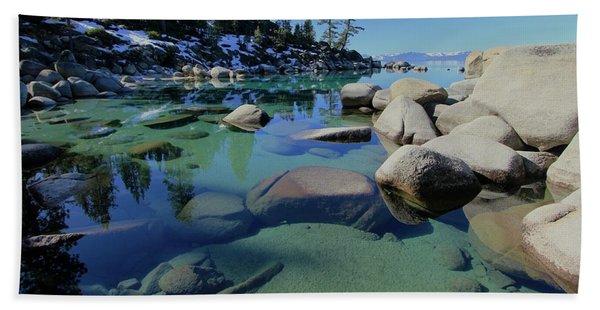 Beach Towel featuring the photograph Do You Enjoy A Visual World? by Sean Sarsfield
