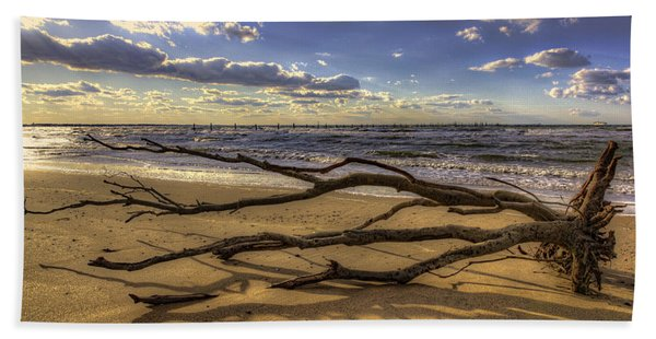 Drifting Beach Towel