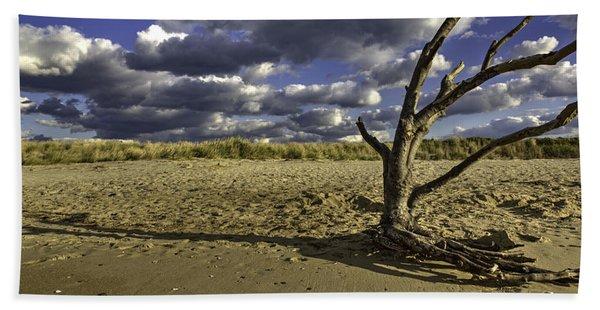 Driftwood II Beach Towel