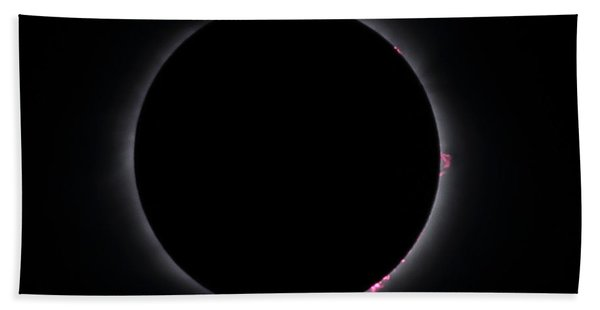 Totality Beach Towel