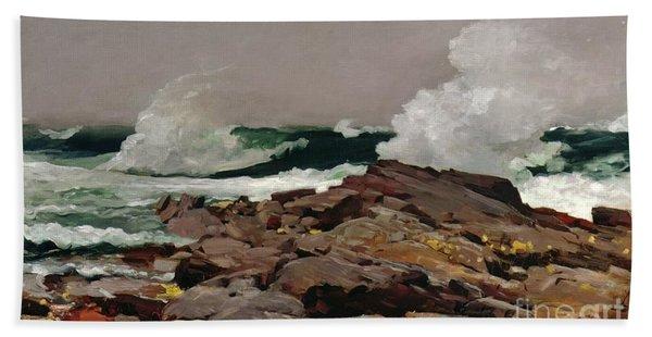 Eastern Point Beach Towel