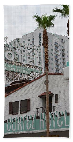 El Cortez Hotel Las Vegas Beach Towel