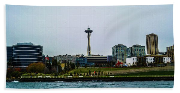 Emerald City Beach Towel