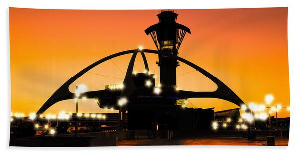 Encounters Lax With Light Beach Towel