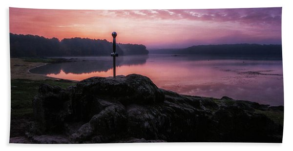 Excalibur Beach Towel
