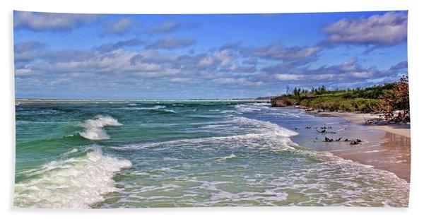 Florida Gulf Coast Beaches Beach Towel
