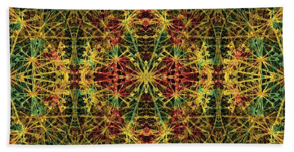 Fractal Anomaly 5 Beach Towel