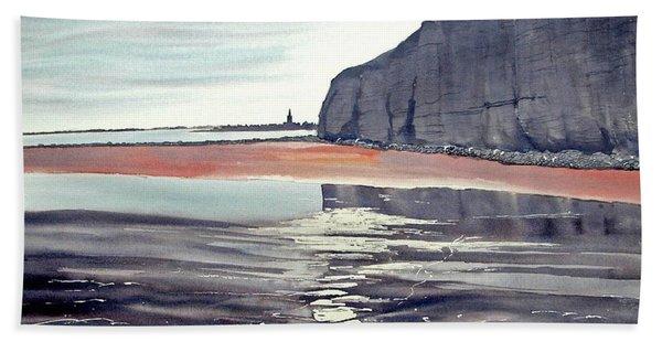 From Dane's Dyke Towards Bridlington Beach Towel