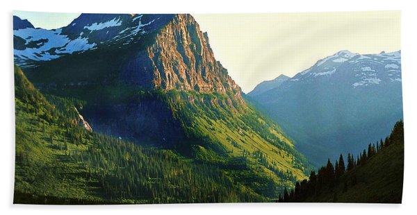 Glacier National Park 2 Beach Towel
