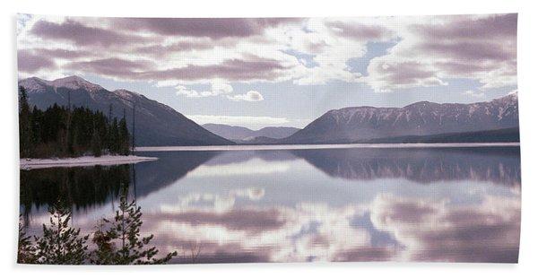 Glacier National Park 6 Beach Towel