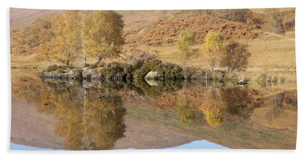 Glengarry Reflection Beach Towel