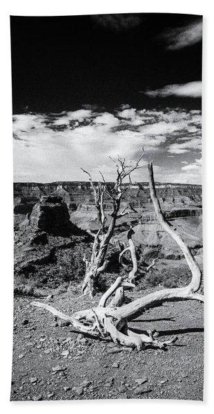 Grand Canyon Landscape Beach Sheet