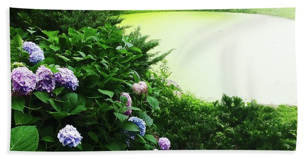 Green Pond Beach Towel