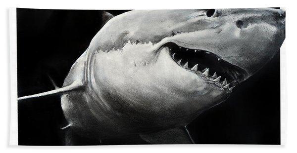 Gw Shark Beach Towel