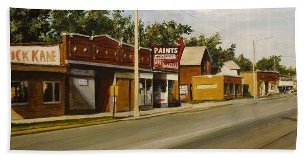 Harvey Paint Store Beach Towel