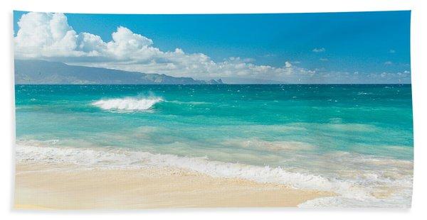 Hawaii Beach Treasures Beach Towel