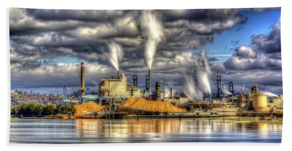 Hdr - Westrock Plant Tacoma, Wa Beach Sheet