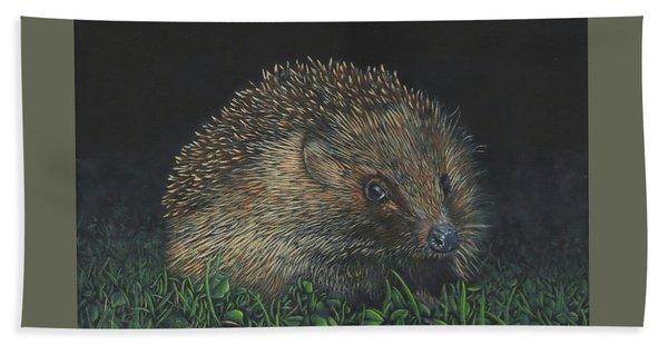 Hedgehog Beach Towel