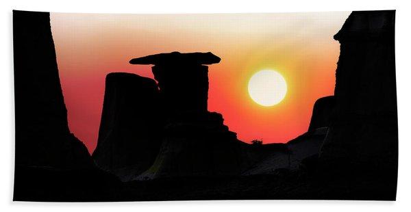 Hoodoo Sunrise Beach Sheet