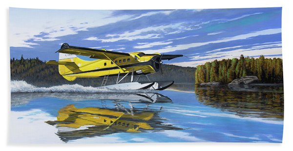 Ignace Adventure Beach Towel