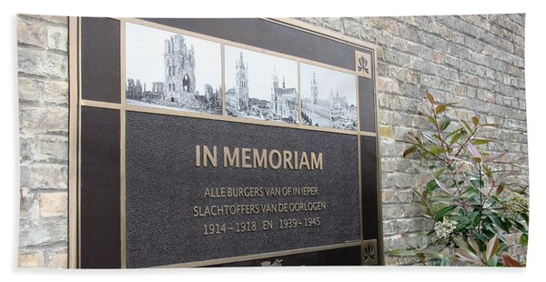 Photograph - In Memoriam - Ypres by Travel Pics