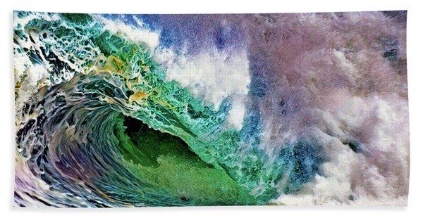 In The Curl Beach Towel