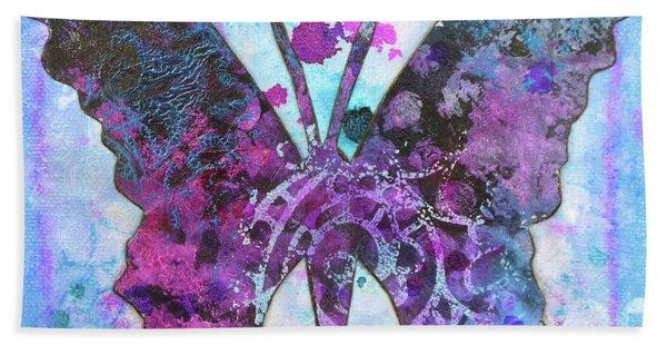 Inspire Butterfly Beach Sheet