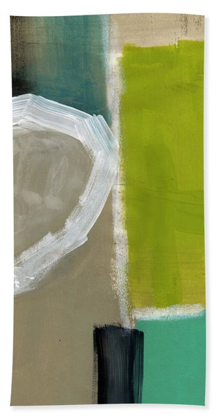 Intersection 39 Beach Towel