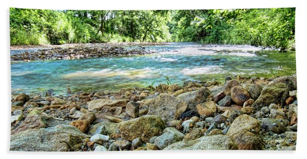 Jemerson Creek Beach Towel