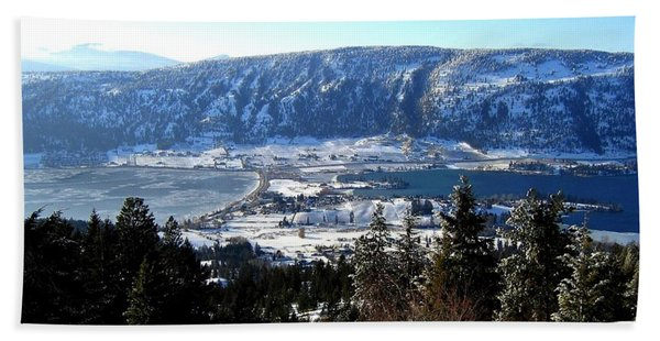 Jewel Of The Okanagan Beach Towel