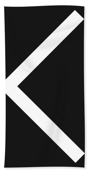 Kenaz Beach Towel