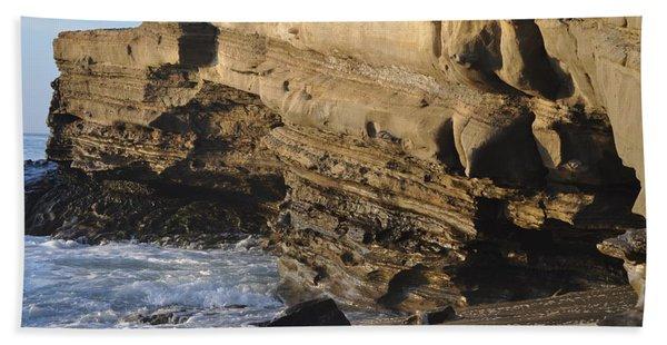 La Jolla Cove Beach Towel